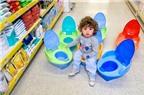 Luyện kỹ năng ngồi bô cho con