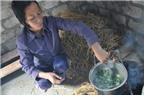 Mẹ ăn chuối xanh nhường cháo cho 3 con bị bệnh