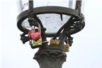 Độc đáo cây cầu nghìn khóa thơ mộng nhất Paris