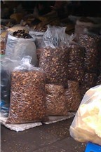 Thực phẩm khô: Bẩn từ chế biến đến bảo quản