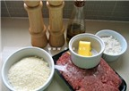 Thịt bò chiên siêu ngon kiểu Ý