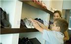 Bảo quản giày đúng cách