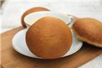 Bánh mỳ cà phê kiểu Mexico thơm ngon