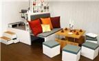 Bố trí nội thất thông minh cho không gian nhỏ hẹp