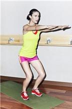 4 động tác 'kỳ diệu' giảm béo toàn thân