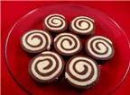 Bánh cuộn sô cô la thơm ngon