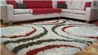 Mẹo giặt các loại thảm sàn