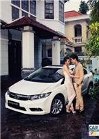 Phong cách lịch lãm với Honda Civic
