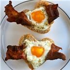 Bánh mì trứng kiểu mới, cho bữa sáng thật ngon