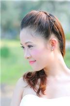 Bí quyết chọn kiểu tóc cho ngày cưới