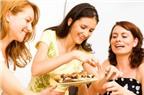 Những thực phẩm giúp bạn chống lại cảm giác thèm ăn