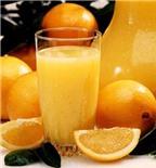 Thuốc tốt từ quả cam