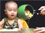 Cháo trộn sữa tốt cho bé biếng ăn?