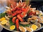 Ăn hải sản bị dị ứng, làm sao ?