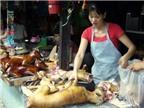 Chuyện lạ: Đầu năm cả làng ăn thịt chó lấy may
