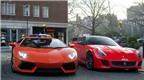 Siêu xe tại London qua góc máy nhiếp ảnh gia Willem Verstraten