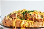 Bánh mỳ bơ tỏi kiểu mới ngon tuyệt