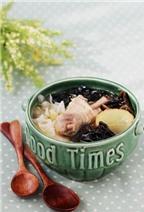 Gà nấu nấm ngon và bổ dưỡng