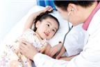 Những dấu hiệu cần đưa trẻ đến bác sĩ