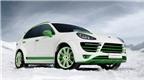 """TopCar biến Porsche Cayenne thành """"Ngựa xanh"""""""