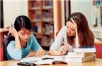 Không nên dùng thuốc hỗ trợ khi học thi