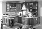 Phong thủy: Gương chiếu trong phòng bếp tốt hay xấu?