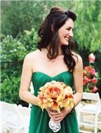 40 ý tưởng với màu xanh ngọc cho tiệc cưới