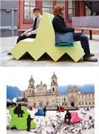 Những chiếc ghế độc đáo