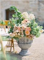 10 mẫu hoa làm đẹp lễ đường thành hôn