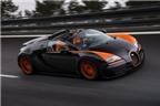 Bugatti lập kỷ lục về xe mui trần nhanh nhất thế giới
