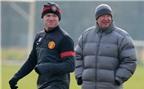 Sir Alex Ferguson đã truyền cảm hứng cho đội bóng