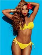 Beyonce khoe cơ thể đồng hồ cát căng mịn