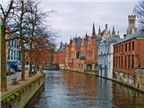 Chút trải nghiệm ở Bruges