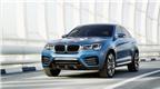 Hình ảnh mới của BMW X4 Concept