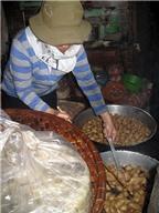Cá ươn thối thành đặc sản kho tộ, chả rán