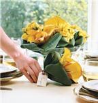 30/4: Cắm hoa đẹp cho chồng
