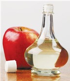 Ngừa bệnh từ giấm táo