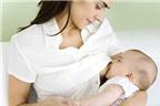 Nuôi con bằng sữa mẹ: Lợi ích cho cả mẹ và bé