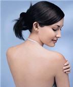 Bí quyết cho bạn sạch mụn ở vùng da lưng