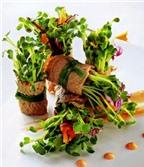 Thịt đà điểu - thực phẩm giàu dưỡng chất