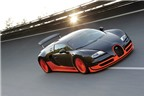 Top 10 siêu xe tốc độ nhất thế giới (P1)