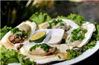 Món ngon hải sản chào hè