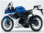 10 mẫu sportbike 600 phân khối tốt nhất thế giới