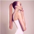 Tuyệt chiêu buộc tóc đuôi ngựa cho tóc mỏng và tóc dày
