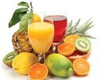 Giảm cân nhờ nước ép hoa quả