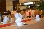 Ẩm thực Á - Âu tại nhà hàng Hera Palace