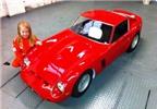 Bé gái 7 tuổi sở hữu siêu xe Ferrari