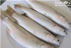 Thơm ngon cá đối đầm