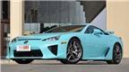 Siêu xe Lexus LFA giá triệu Đô