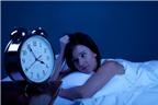 16 bài thuốc trị bệnh mất ngủ từ thiên nhiên
